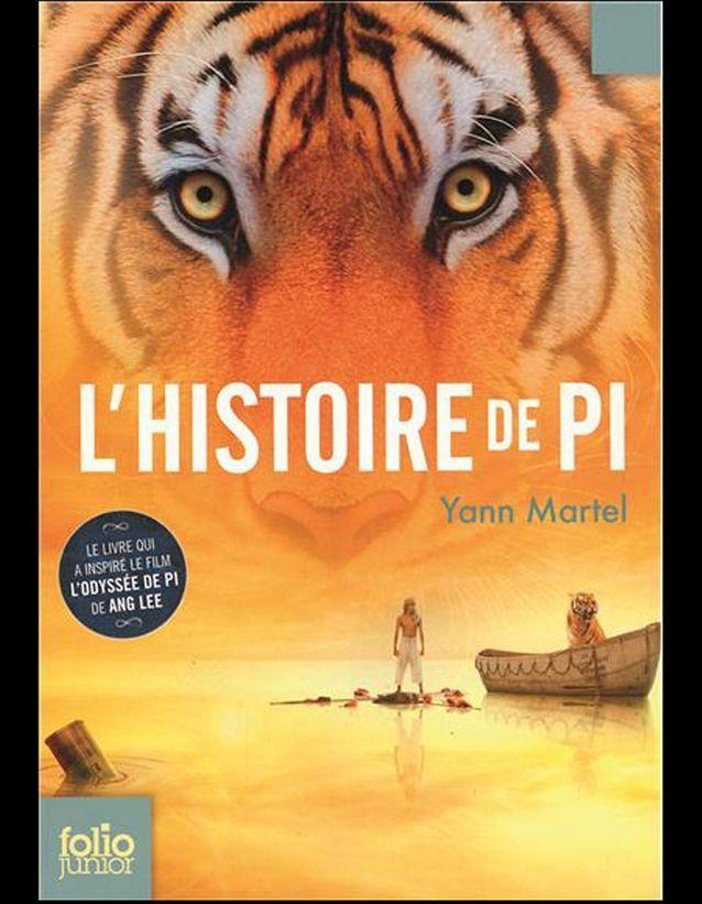 L Odyssée De Pi Livre : odyssée, livre, L'Histoire, Martel, Livres