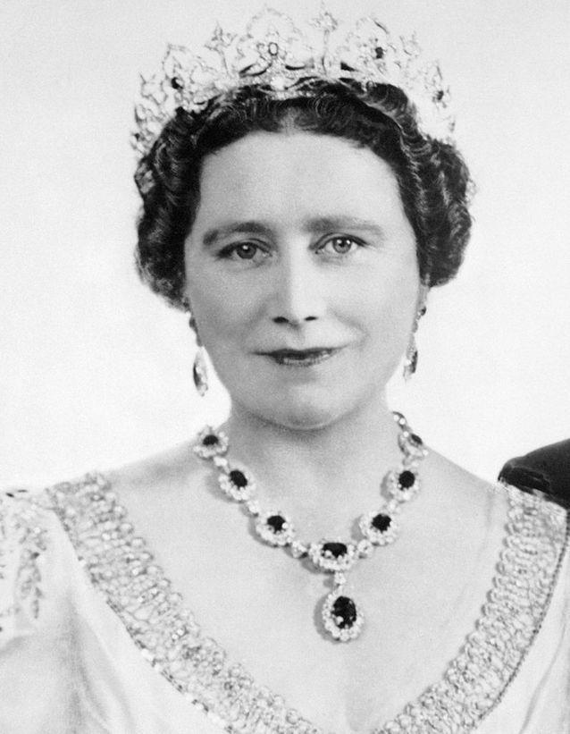 Mere De La Reine Elizabeth : reine, elizabeth, Reine, Elizabeth,,
