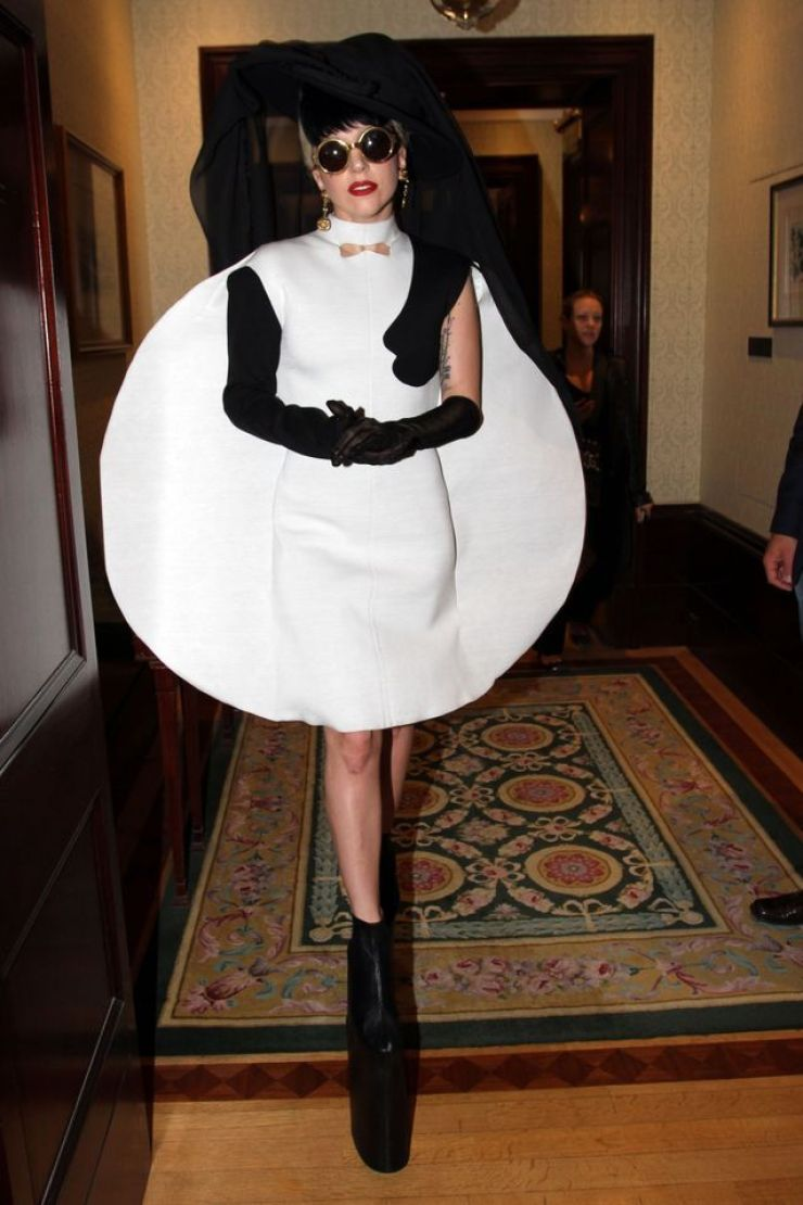 La robe disque