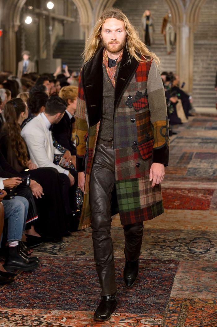 Dfil Ralph Lauren Prt  porter printempst 2019  NewYork  Elle
