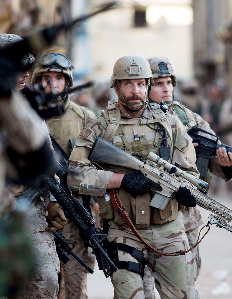 American Sniper (autobiographie) : american, sniper, (autobiographie), American, Sniper, Pourquoi, Clint, Eastwood, Polémique