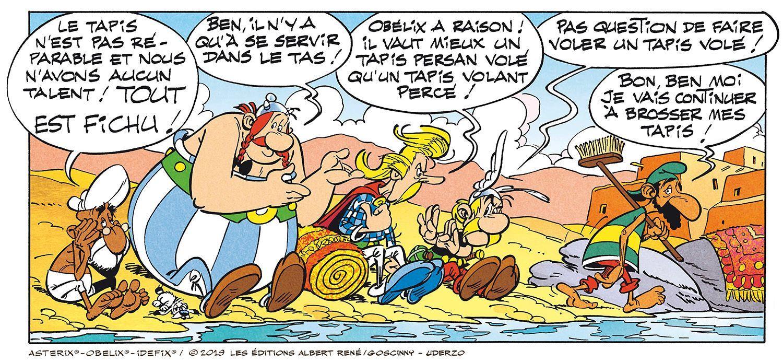 asterix 37 cases et repliques cultes