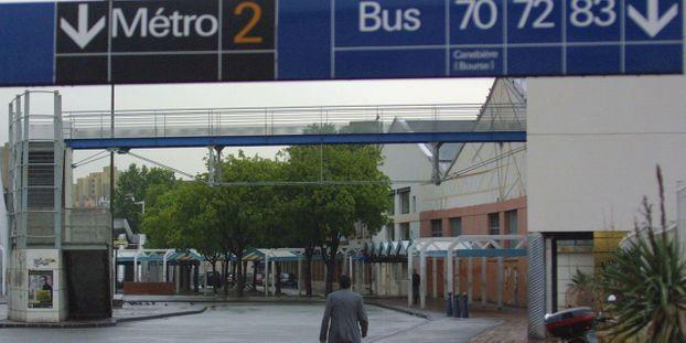 metro castellane marseille cv emploi