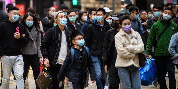Coronavirus : 1.350 morts selon le dernier bilan, des responsables ...