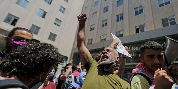 Liban manifestations