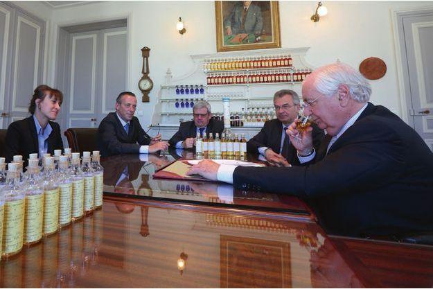Les Fillioux Orfvres Du Cognac