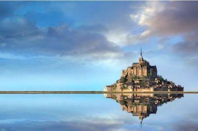 Week-end historique - En 2015, le Mont-Saint-Michel ...