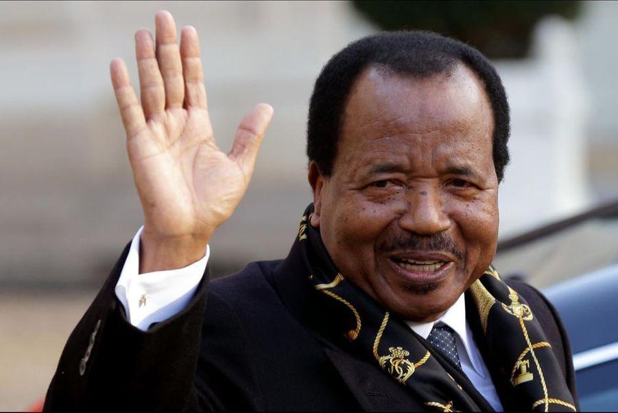 Paul Biya (Cameroun, depuis 1982)