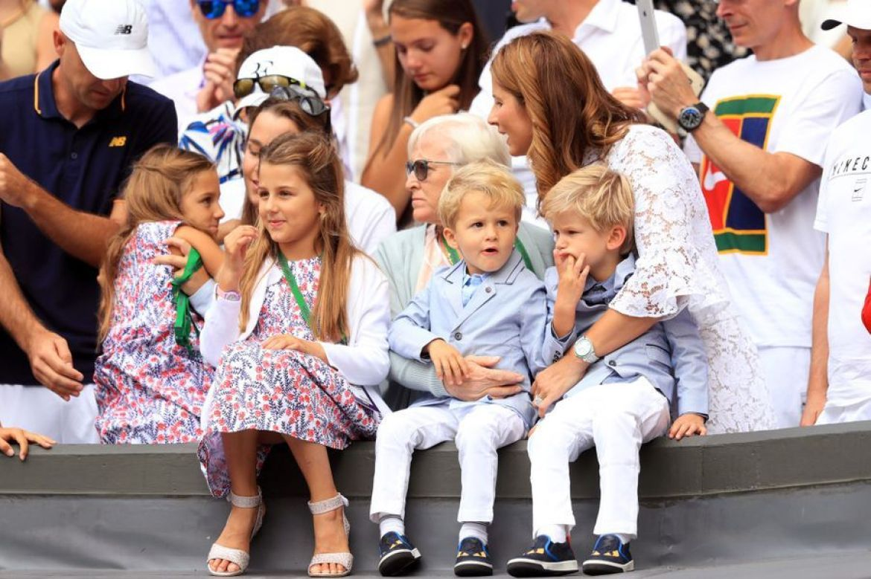 Roger Federer jumeaux 8