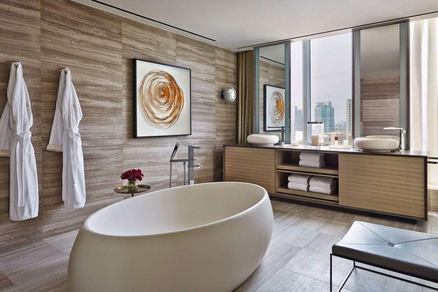 Top 10  Les Plus Belles Salles De Bains D'hôtels De Luxe