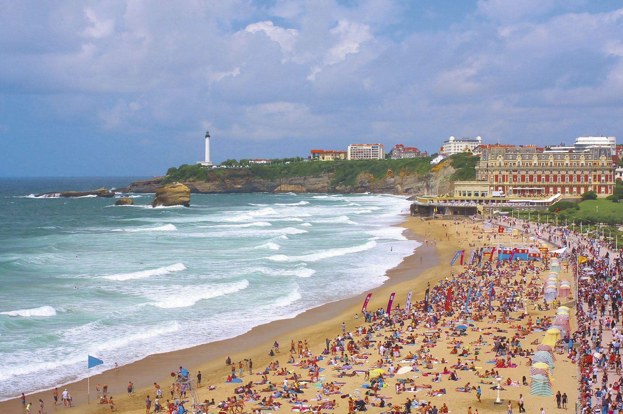 biarritz capitale du monde