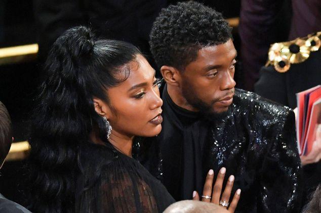 Découvrez l'épouse de Chadwick Boseman avec qui il s'est secrètement marié avant sa mort