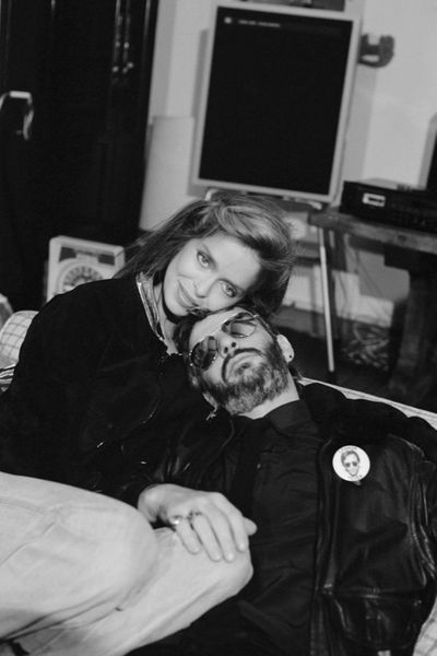 Ringo Starr Barbara Bach Mariage 1981 Photos 12