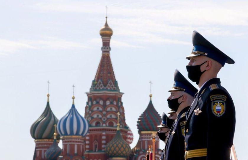 soldats présidentiels