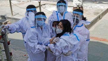 Tragique record mondial pour l'Inde, décrue très fragile en France… le point sur le coronavirus