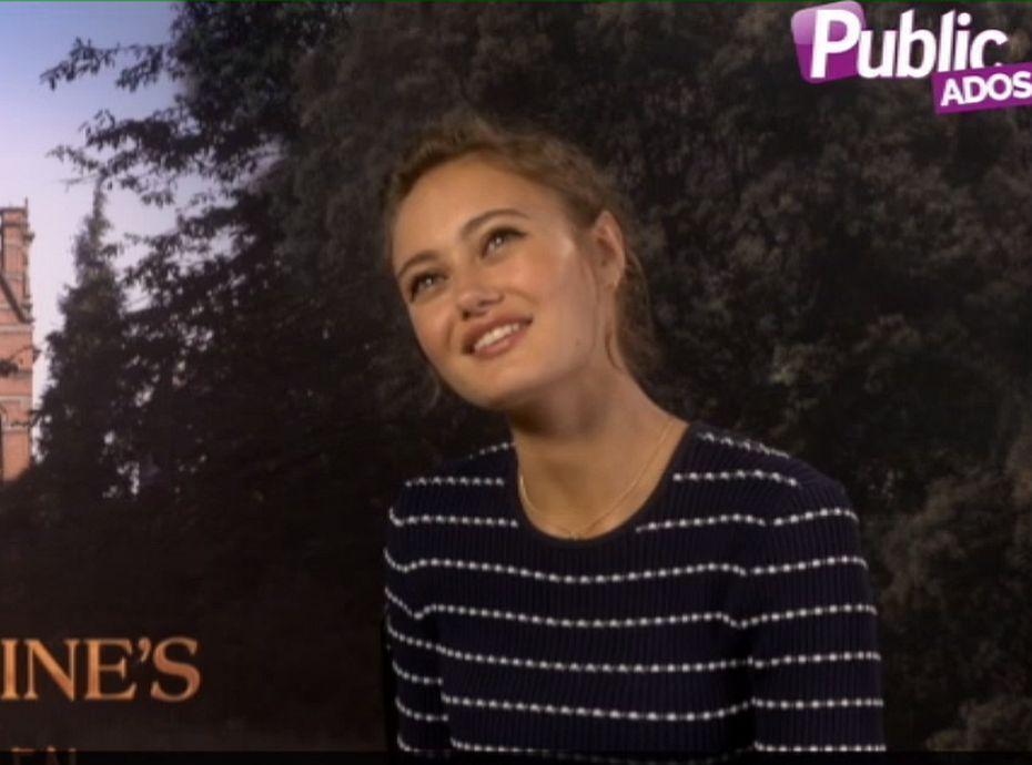 interview ella purnell la