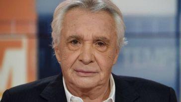 """""""Je vis l'enfer depuis 50 ans…"""", Michel Sardou anéanti par cette angoisse qui le poursuit depuis toujours"""