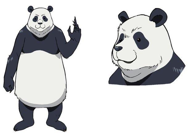 94a0df27afdc471f874846ee274f8613 Jujutsu Kaisen Film Unveils Maki, Toge, and Panda's 1st Year Character Designs!   Tokyo Otaku Mode