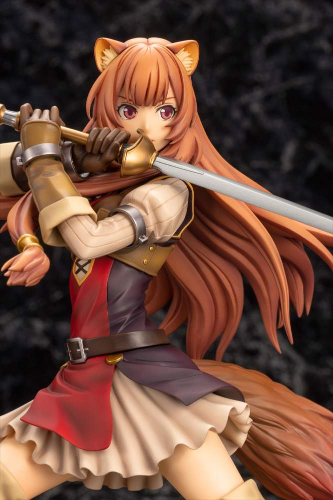 The Rising Of The Shield Hero Raphtalia : rising, shield, raphtalia, Rising, Shield, Raphtalia, Scale, Figure, Tokyo, Otaku, (TOM)