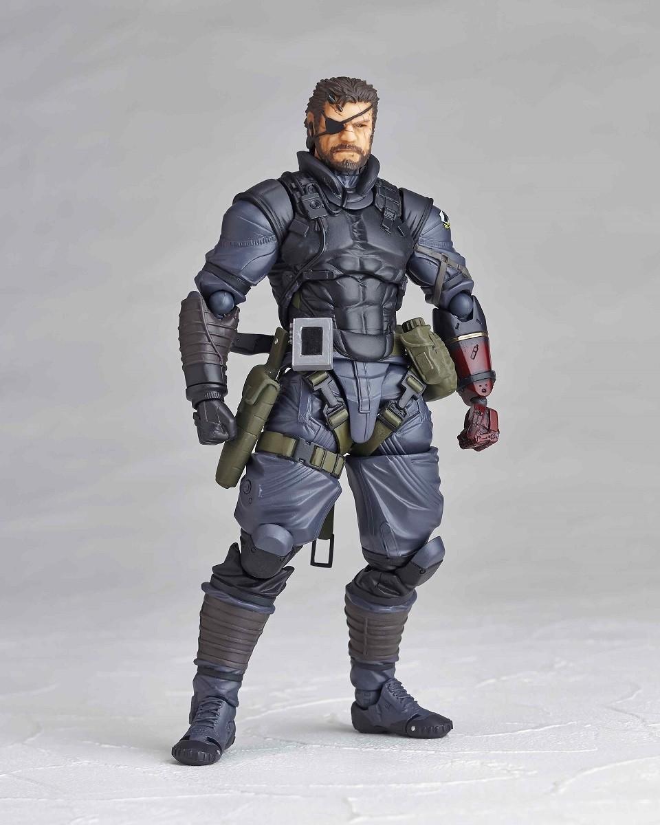 Vulcanlog: Metal Gear Solid V: TPP Venom Snake (Sneaking Suit Ver.) Figure - Tokyo Otaku Mode