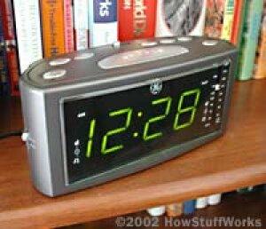 How Digital Clocks Work Howstuffworks