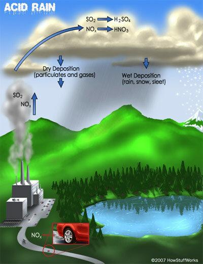What Does Santa Do When It Rains : santa, rains, Causes, Petrichor,, Earthy, Smell, After, Rain?, HowStuffWorks