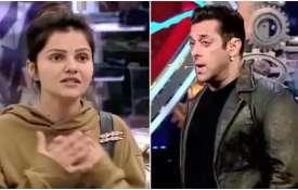 SALMAN KHAN, RUBINA DILAIK- India TV Hindi