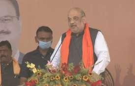 गृहमंत्री अमित शाह 21 मार्च को जारी करेंगे बंगाल में BJP का मेनिफेस्टो- India TV Hindi