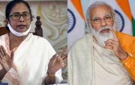 PM Modi in West Bengal, West Bengal chunav 2021, mamta banarjee, mamta banarjee Second Seat- India TV Hindi