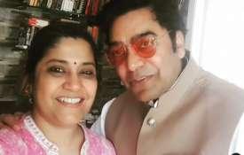 आशुतोष राणा के बाद उनकी पत्नी रेणुका रहाणे और दोनों बेटे भी हुए कोरोना से संक्रमित- India TV Hindi