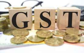 GST collection figures cross Rs 1 lakh crore for the eighth consecutive month in May - India TV