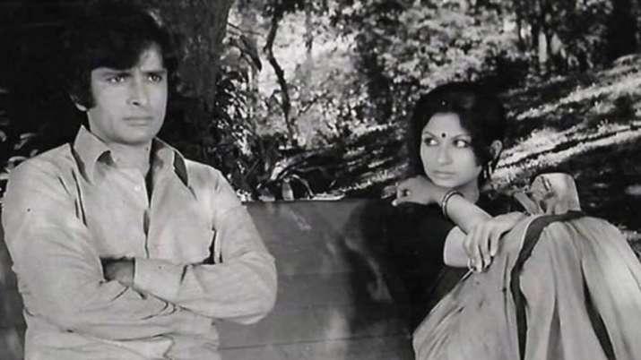 shashi nkapoor and sharmila tagore