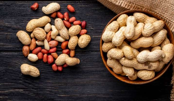 peanut and jaggery for dark circle