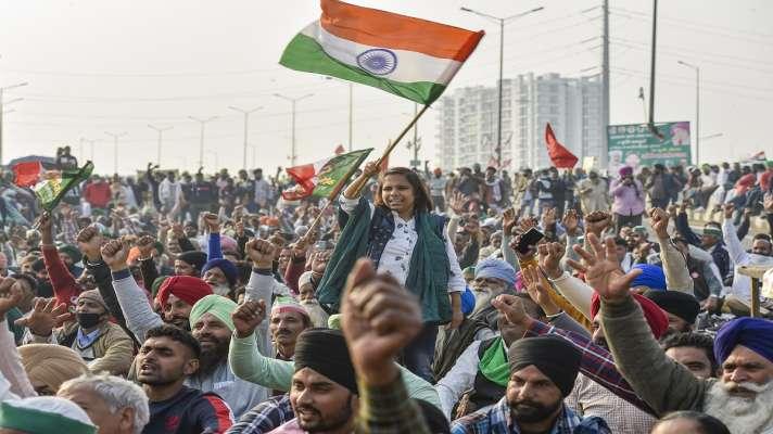 Kisan Andolan Agriculture Minister Narendra Tomar asks farmers to stop  protesting । Kisan Andolan: आंदोलन कर रहे किसानों से ये बोले कृषि मंत्री  नरेंद्र सिंह तोमर - India TV Hindi News