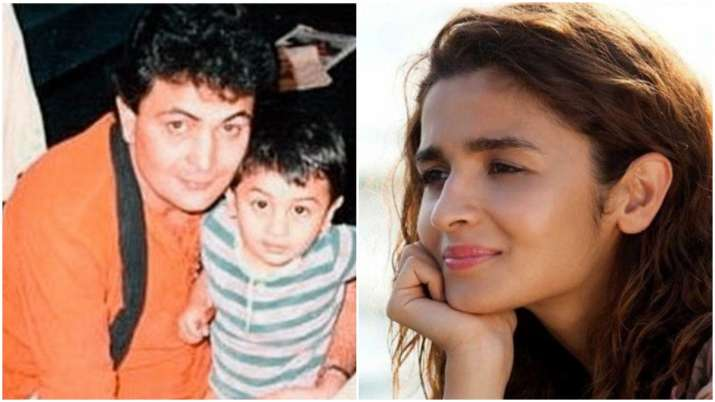 आलिया भट्ट ने शेयर की...- India TV