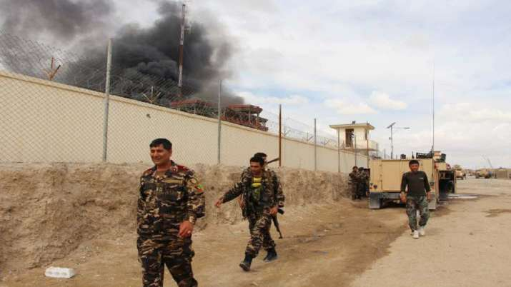 अफगानिस्तान: जेल पर आईएस का हमला होने के केवल एक हजार कैदी, 29 की मौत