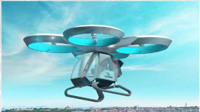 Worlds First Flying Car- India TV Paisa