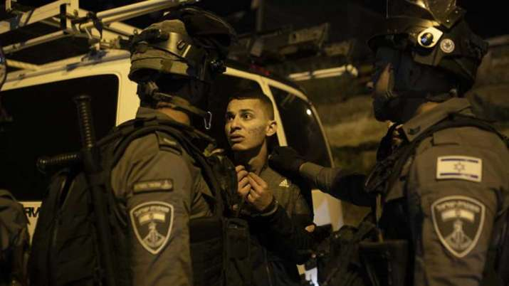 Will the war break out again?  Israeli soldiers' bullets killed 2 Palestinian officers