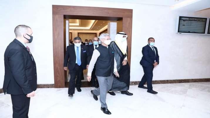 External Affairs Minister S Jaishankar arrives in Kuwait to strengthen bilateral ties