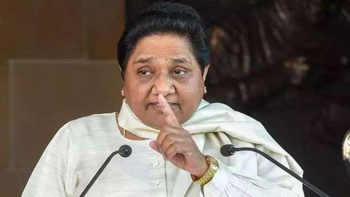 Mayawati, Mayawati Ram Temple, Mayawati Mahamandaleshwar Kanhaiya Prabhunandan Giri- India TV Hindi