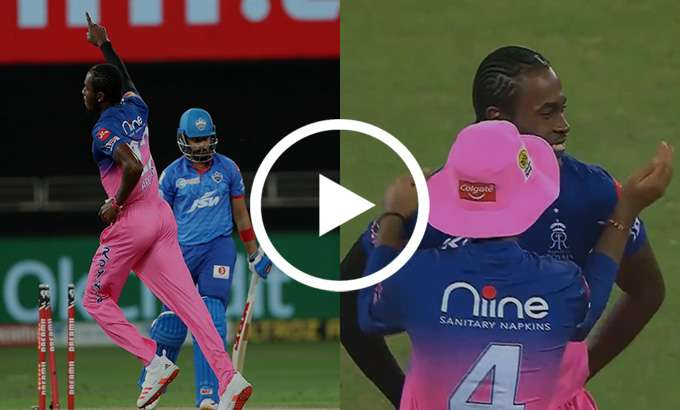 Jofra Archer and Prithvi Shaw- India TV Hindi