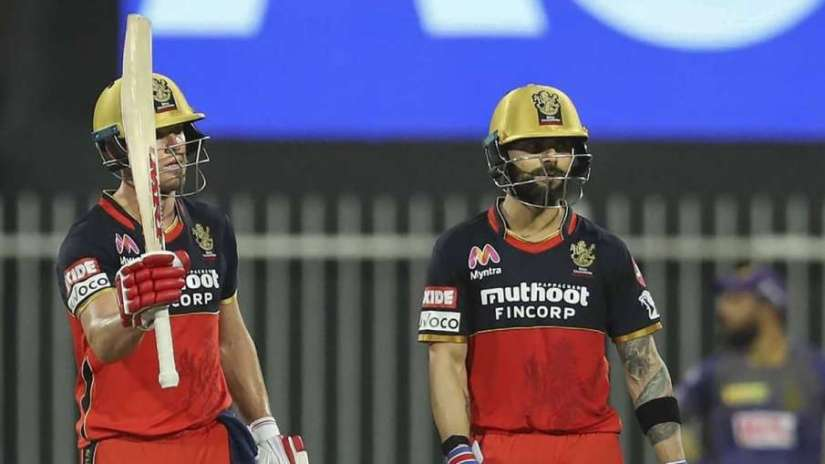 RCB want to top IPL 2020 points table, AB de Villiers Give Big Statement- India TV Hindi