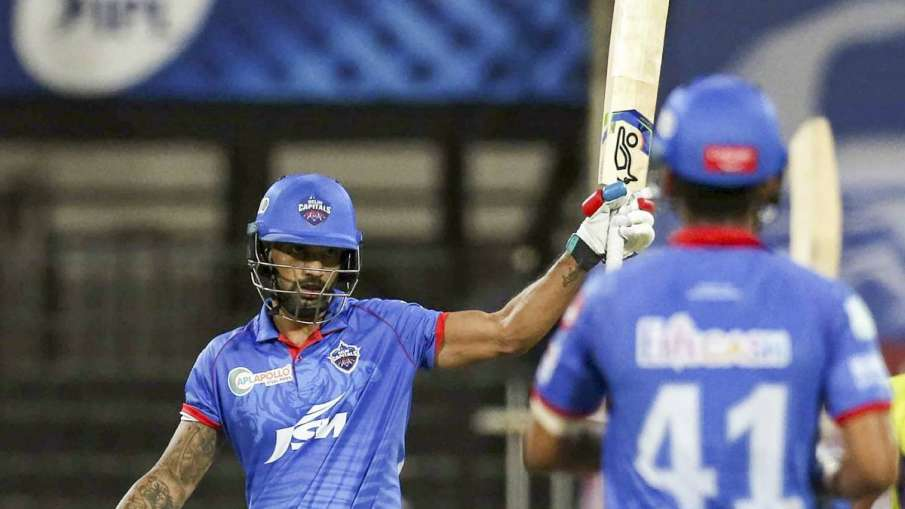Shikhar Dhawan said after scoring his first century in IPL, 'I have strategies for every pitch' DC v- India TV Hindi