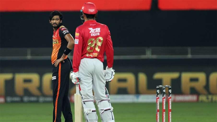 Mujeeb Ur Rahman Funny DRS Against Sunrisers Hyderabad vs Kings XI Punjab SRH vs KXIP- India TV Hindi