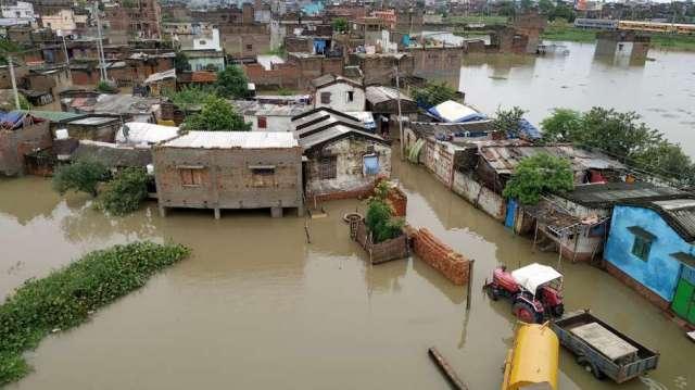 heavy rain predicted in madhya pradesh flood like situation in rajasthan राजस्थान के कुछ हिस्सों में- India TV Hindi
