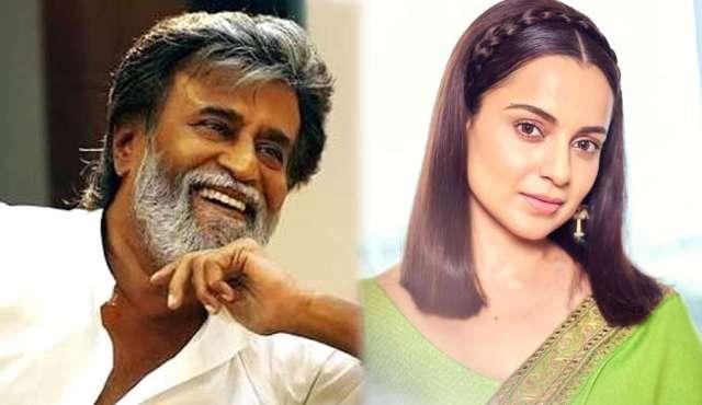 rajinikanth praises kangana ranaut for thalaivi jayalalitha biopic latest new- India TV Hindi