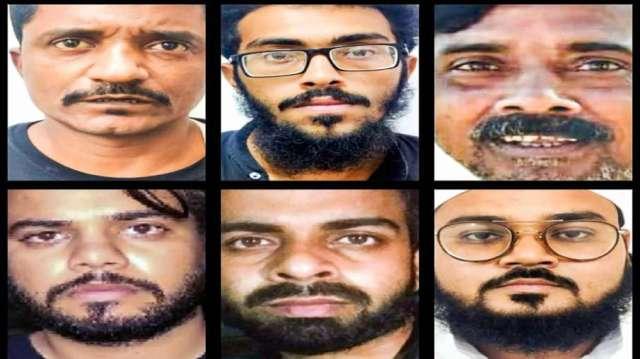 गिरफ्तार 6 आतंकियों पर बड़ा खुलासा, दुबई में बैठा है मास्टरमाइंड, ISI कर रही है कंट्रोल!- India TV Hindi