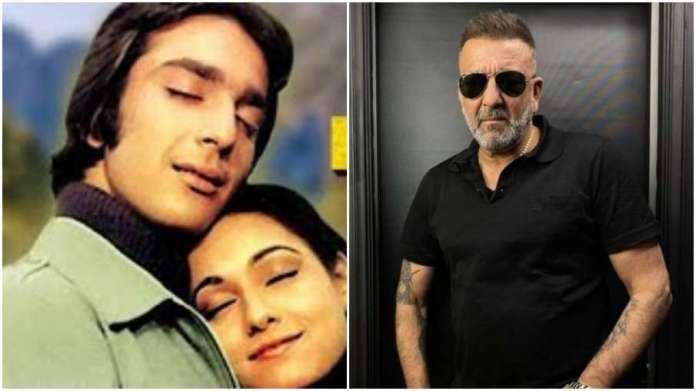 संजय दत्त को याद आया पहली फिल्म 'रॉकी' का पहला शॉट- India TV Hindi