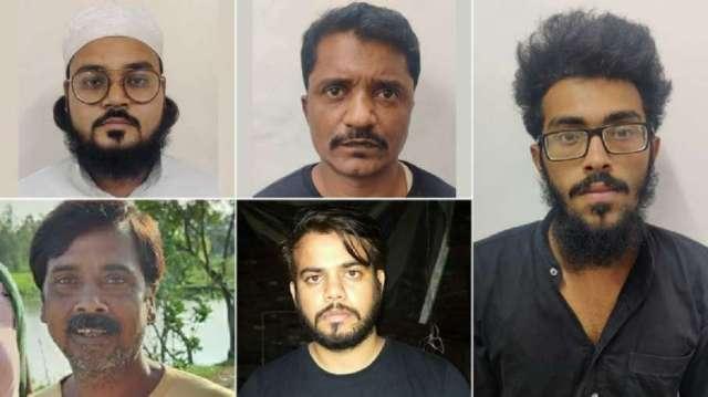 धमाकों की साजिश के 4 आरोपियों को 14 दिनों की पुलिस हिरासत, दो आरोपियों की दोपहर बाद पेशी- India TV Hindi