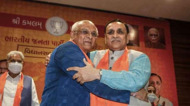 विजय रुपाणी ने...- India TV Hindi